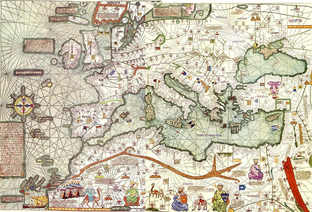 Imagen de «Atlas Catalán»