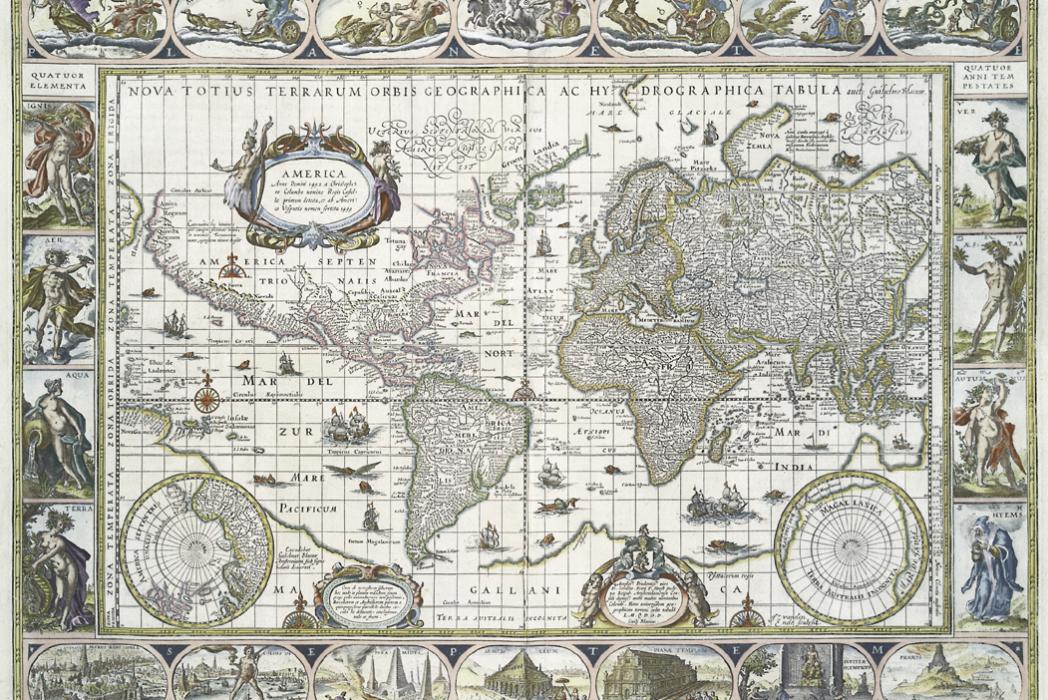 Mapas políticos