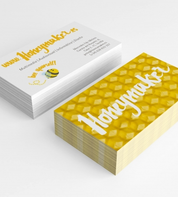 Tarjetas Honeymaker